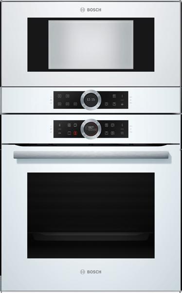Combinación horno con microondas