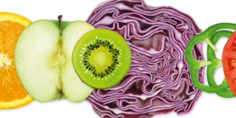 Cómo laminar verduras