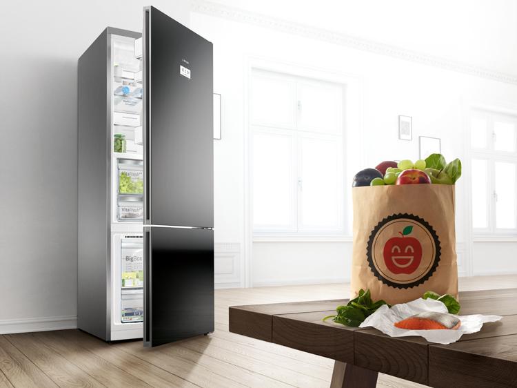 Cuál es el consumo de un frigo combi