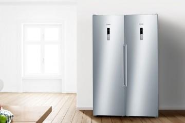 Pareja frigorífico congelador 1 puerta