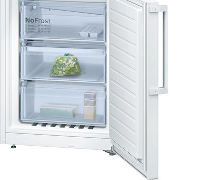 Congelador lleno