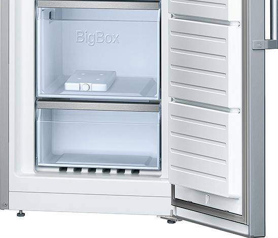 Acumuladores de frío en el congelador
