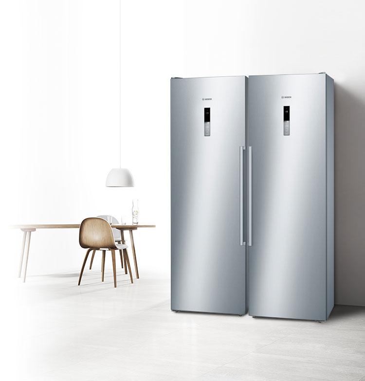 frigorífico y congelador 1 puerta de Bosch