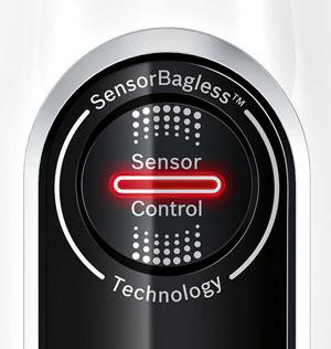 Sistema SensorBagless cuando limpiar el filtro