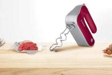 Batidora de repostería Bosch para amasar carne