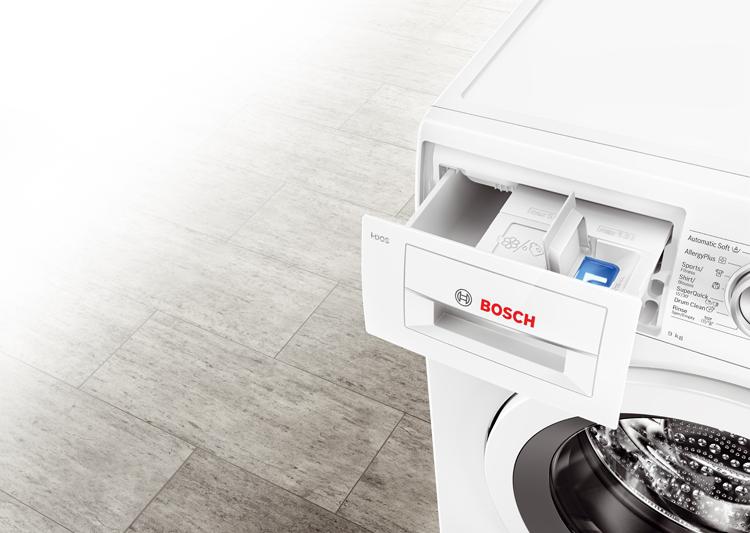 Lavadoras iDOS Bosch