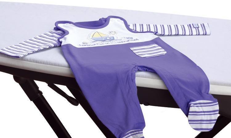Planchar la ropa sin separar por tejidos