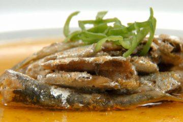 Receta sardinas en escabeche