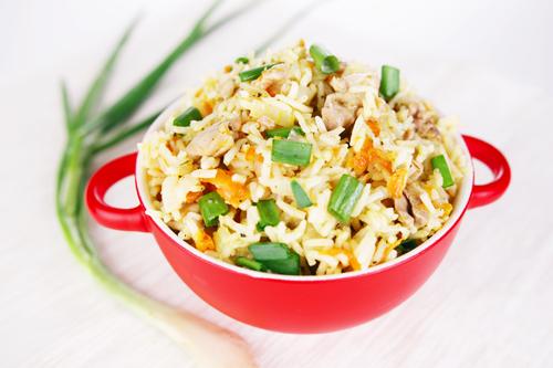 Receta de arroz al micoondas