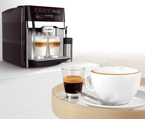 Cafetera super automática para café perfecto