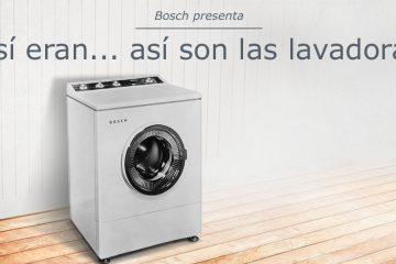 Historia de las lavadoras Bosch