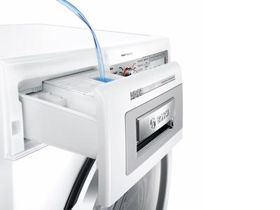 Sistema i-DOS para dosificar detergente en la lavadora