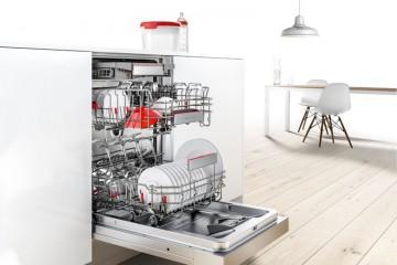 Lavavajillas con zeolitas de Bosch