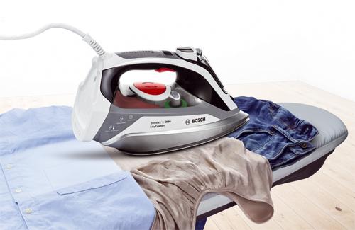 Plancha de inyección Bosch EasyComfort