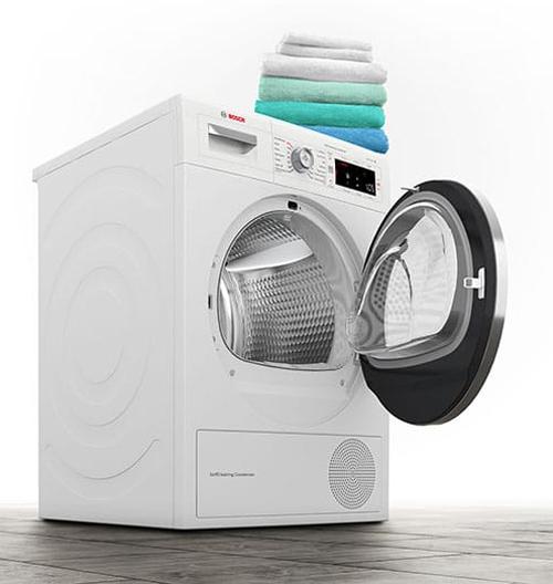 Las secadoras de la ropa de Bosch tienen un programa para cada tejido.