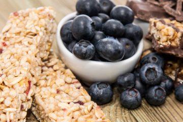 Snacks saludables para reponer fuerzas
