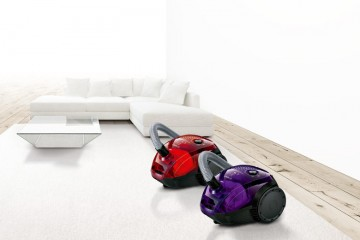 Gama de aspiradores duales de Bosch