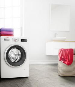 Kg de ropa en cada lavadora