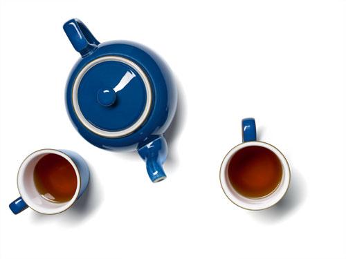 Tiempo de reposo ideal del té.