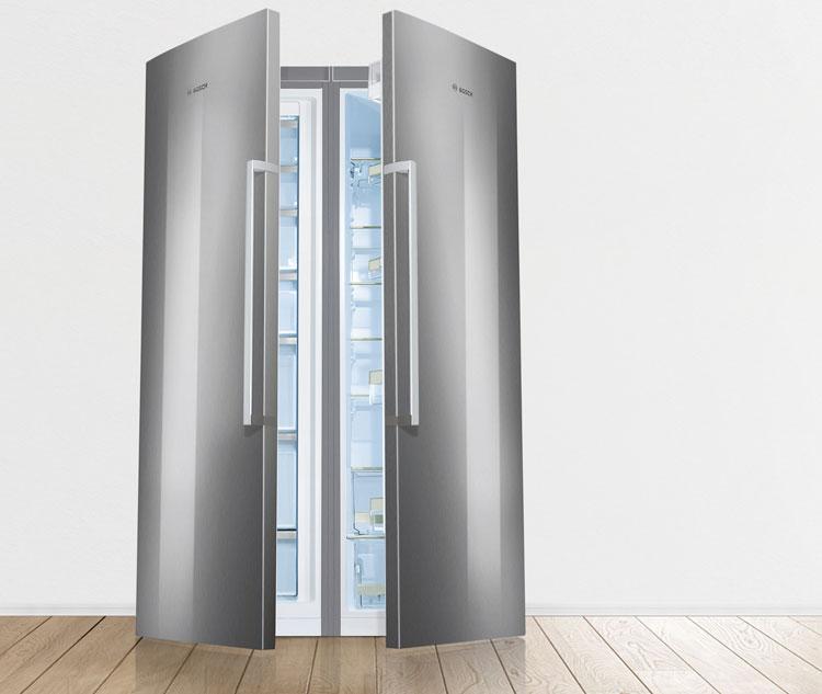 Frigorífico y congelador de 1 puerta