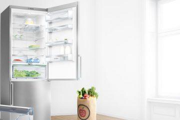 Un frigorífico Bosch para todas las familias