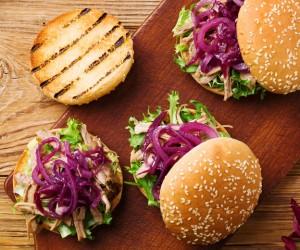 Recetas de hamburguesas sin carne