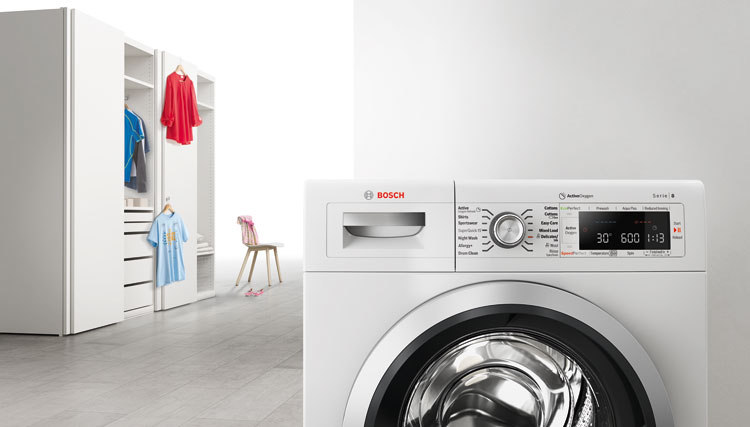 Capacidad de carga ideal para una lavadora