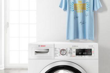 Kg recomendados de la lavadora