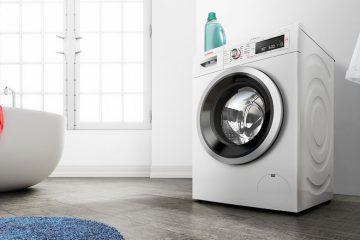 Lavadora Bosch estropeada, ¿qué hacer?