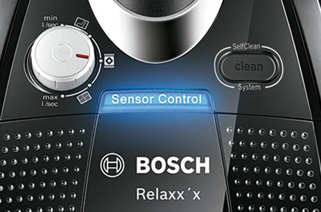 Auto limpieza filtro aspirador para parquet Bosch