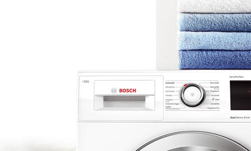 Programas para lavadora Bosch