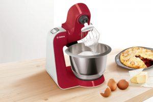 Receta dulce con el robot de cocina MUM5