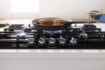 Las ventajas de cocinar con gas