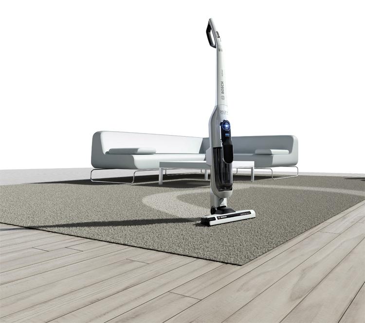 Cepillo aspirador para todos los suelos