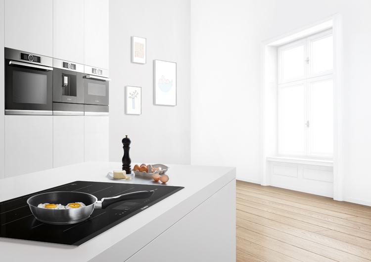 Diseñar una cocina con isla central