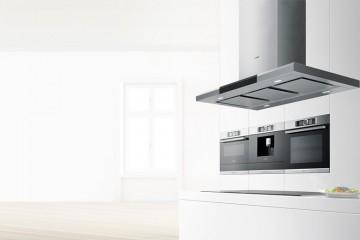 Electrodomésticos Bosch para cocinas con isla central