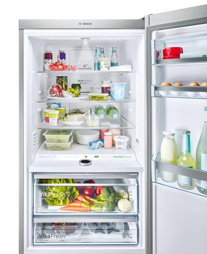 Ordenar correctamente el interior del frigorífico