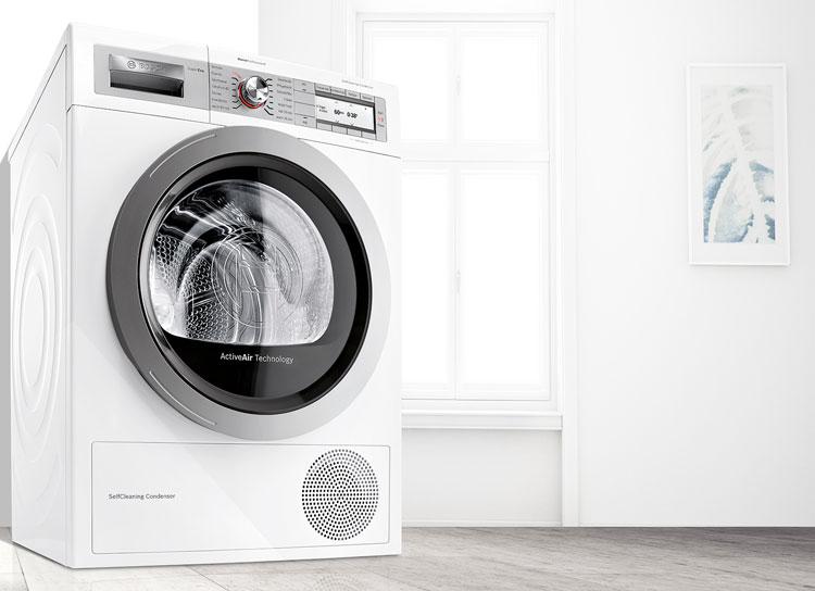 5 pasos para poner la secadora