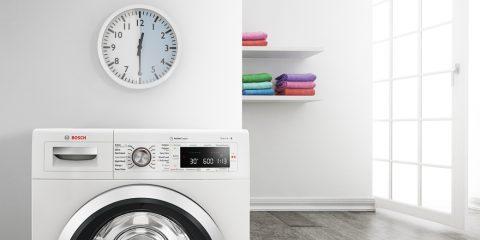 Aprende a ahorrar con la lavadora