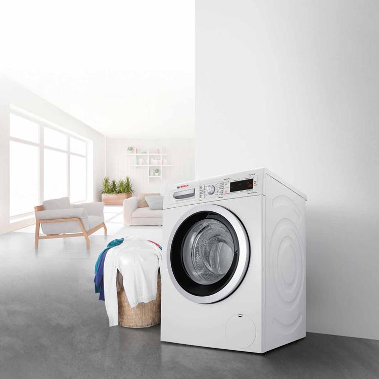 Ahorra energía programando la lavadora
