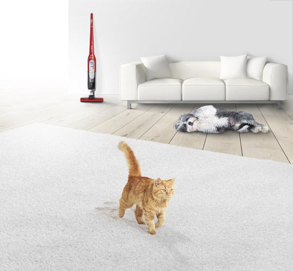 Aspirador para mascotas de Bosch