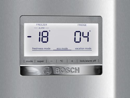 Temperatura del frigorífico