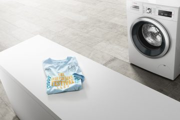 Prestaciones de las lavadoras Bosch