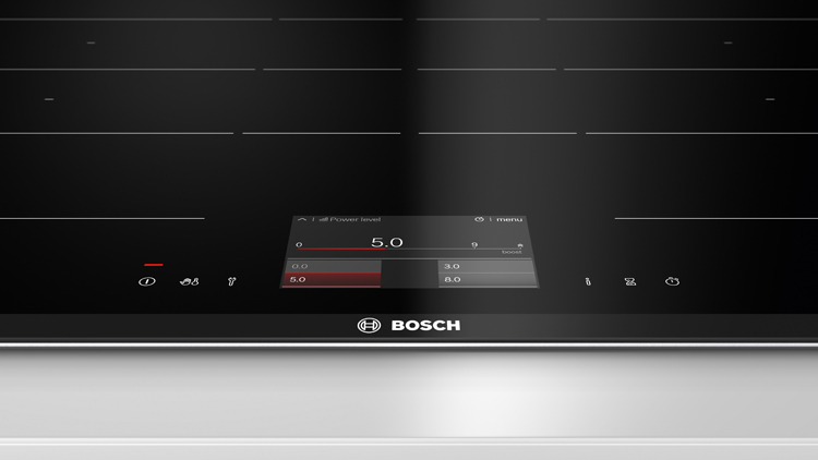 Placa de Inducción PXY875KE1E de Bosch