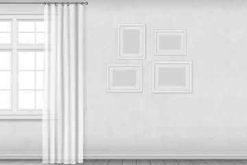 Cómo aspirar cortinas