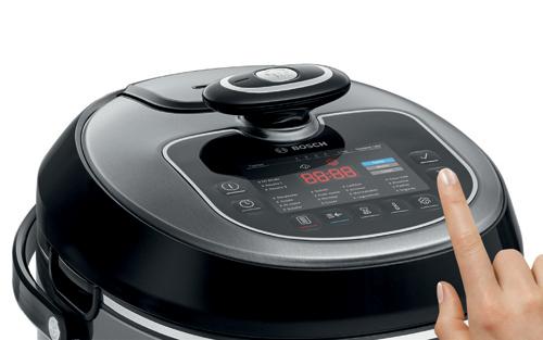Cocina en 3 pasos con AutoCook