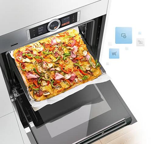 Cocinar con Home Connect