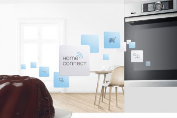 Horno Home Connect de Bosch