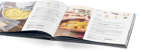 Libro de recetas de AutoCook