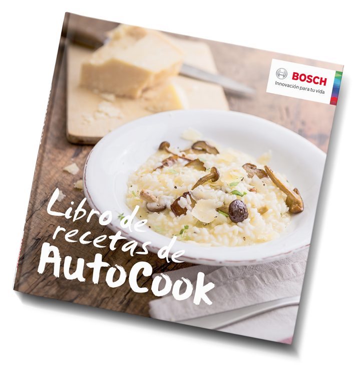 Libro de recetas AutoCook